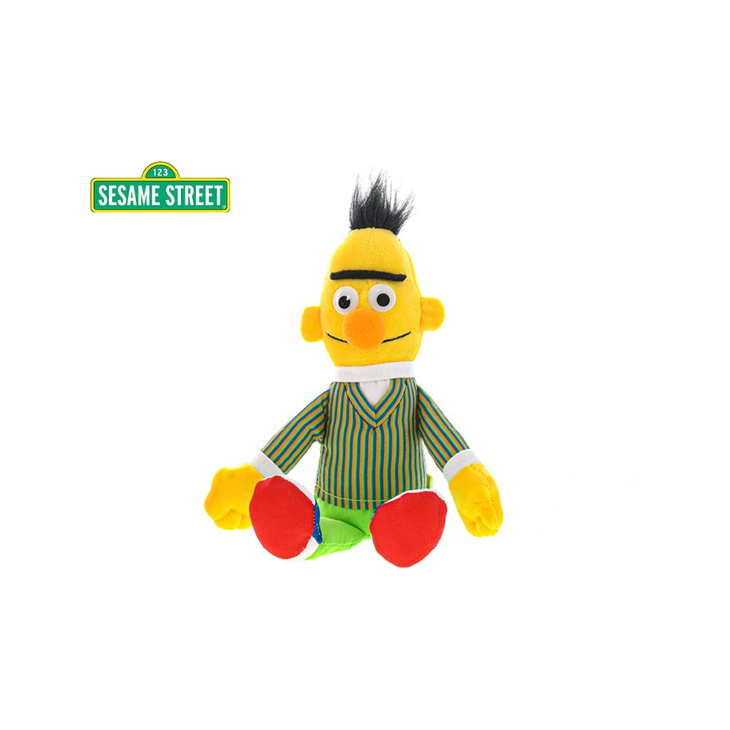 Sesame Street Bert plyšový 28cm 12m+
