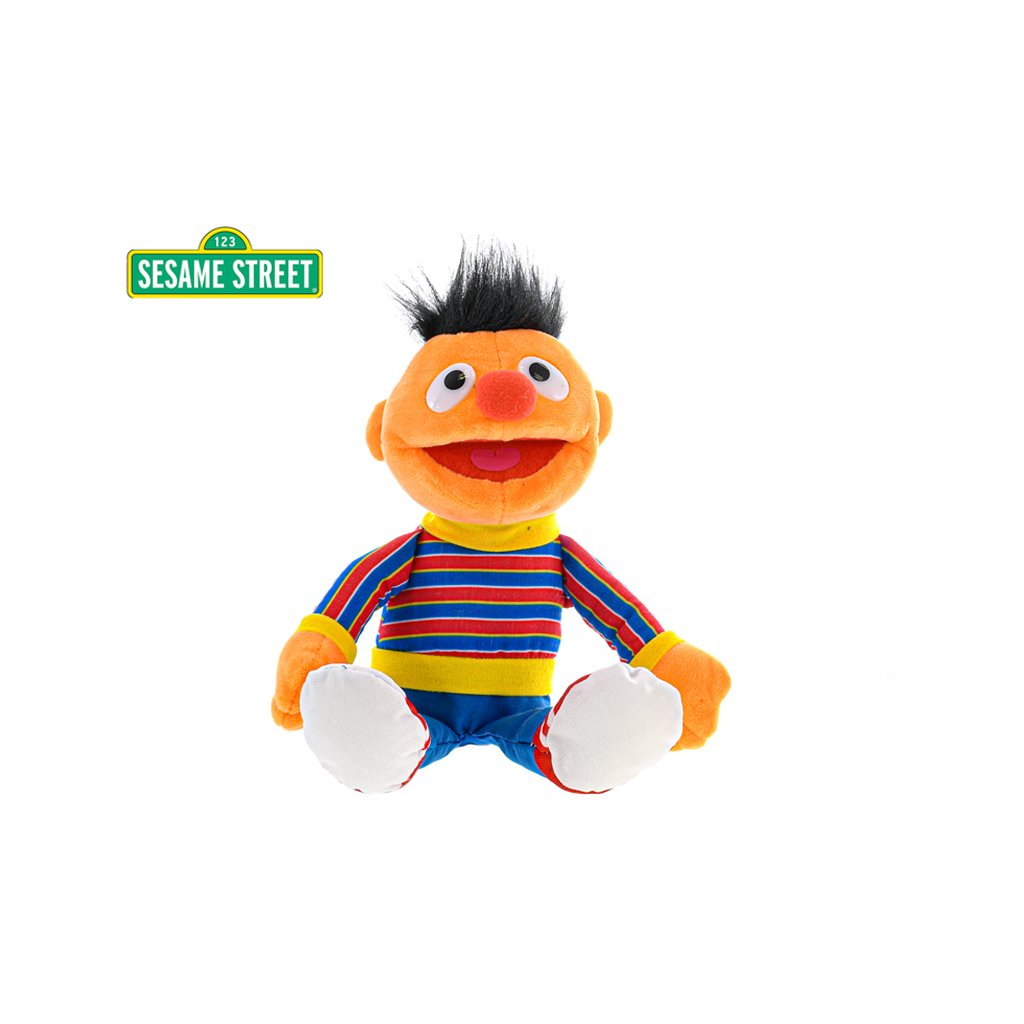 Sesame Street Ernie plyšový 25cm 12m+