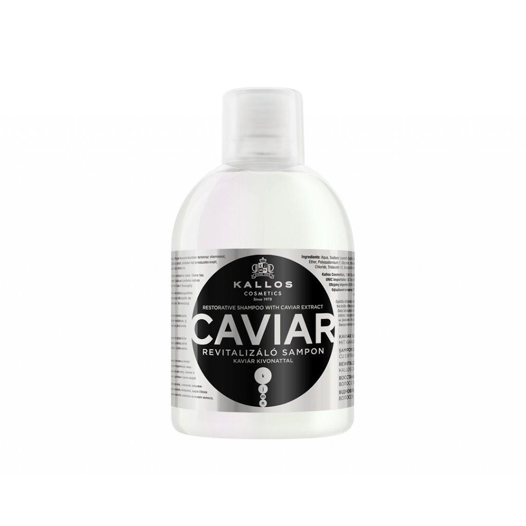 vlasovy sampon kallos kaviar