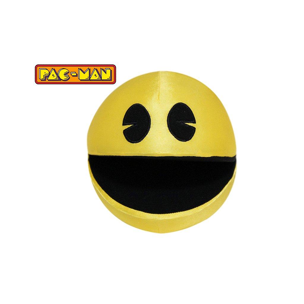 Pac-Man lesklý 14cm plyšový smejúci sa 0m+