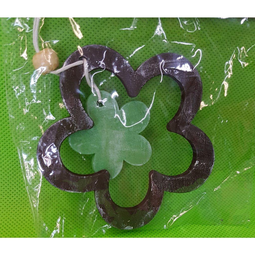 Zavesna dekoracia kvet ST01439