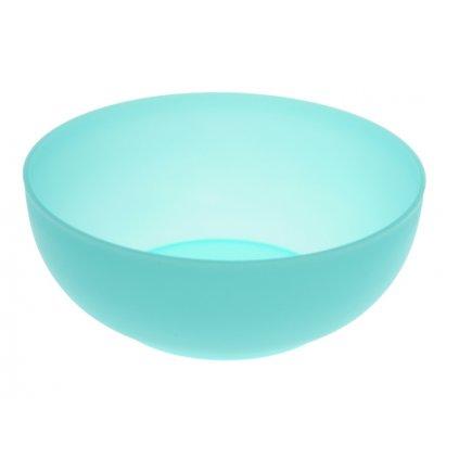 Miska plastová 0,35L modra 2040599