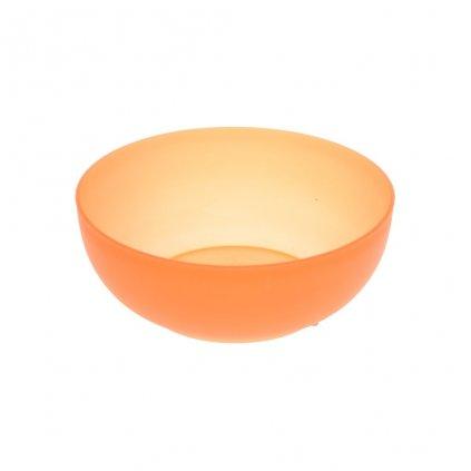 Miska plastová 950ml 2040601, 7736/ORA - Oranžová