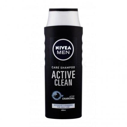 nivea men active clean sampon pr muzov 250 ml