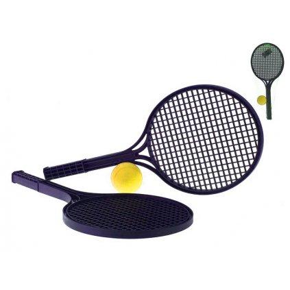 Soft tenis - 2 rakety 52,5cm + loptička v sieťke