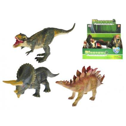 Dinosaurus 19-25cm 12druhov