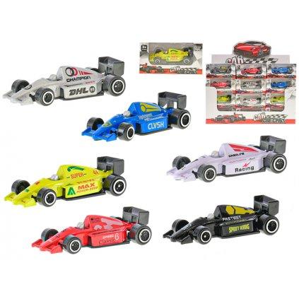 Formule 7,5cm kov 1:87 voľný chod 8druhov v krabičke, H165761
