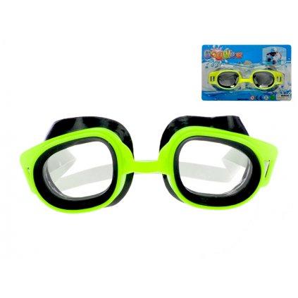 Plavecké okuliare 16.5cm na karte