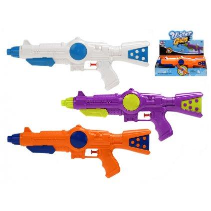 Vodná pištoľ 20,5cm 3farby