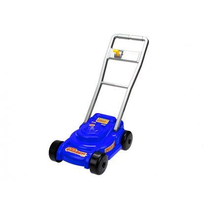 Kosačka na trávu 56x28x56cm modrá, H133379