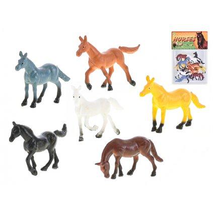 Kôň 5-7cm 12ks v sáčku, H150858