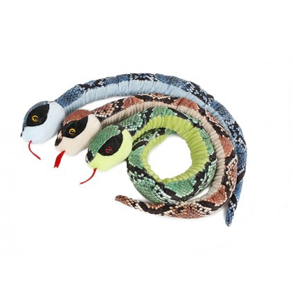 Had plyšový 65cm 3farby 0m +