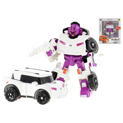 Auto/robot 16cm v krabičke