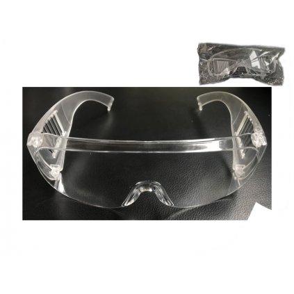 Ochranné okuliare v sáčku