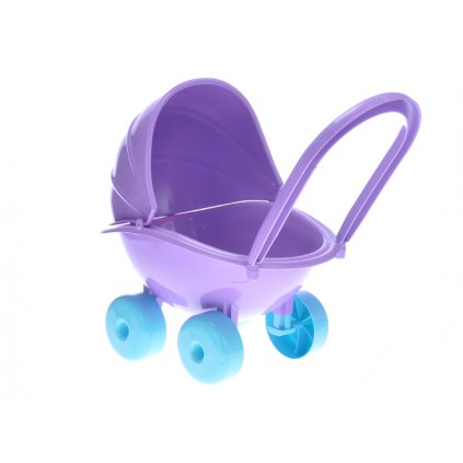Kočík hlboký plastový fialový