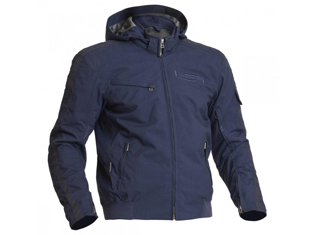 Lindstrands Textile Jacket Uvan Blue