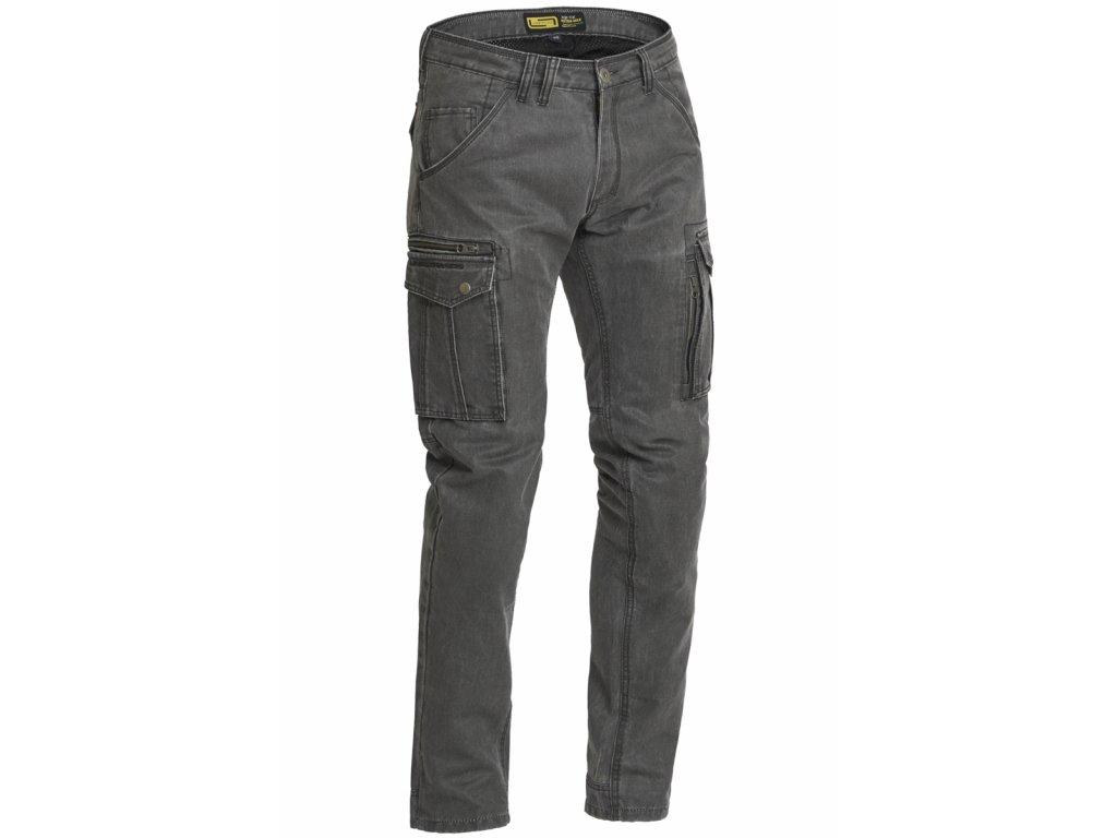 Lindstrands Cargo Pants Luvos Grey