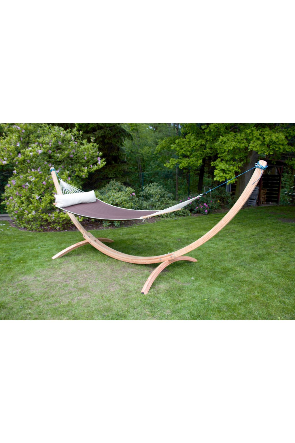 Quilted hammocks Brown