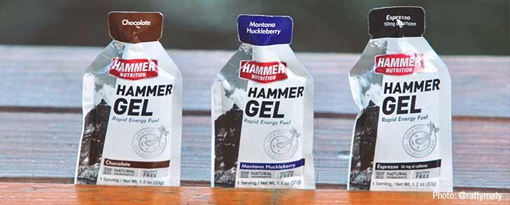Hammer Gel již 24 let úspěšně na trhu