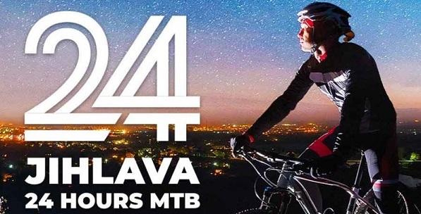 26-27.6.2021 - Jihlavská24MTB - Přeloženo na 18-19.6.22