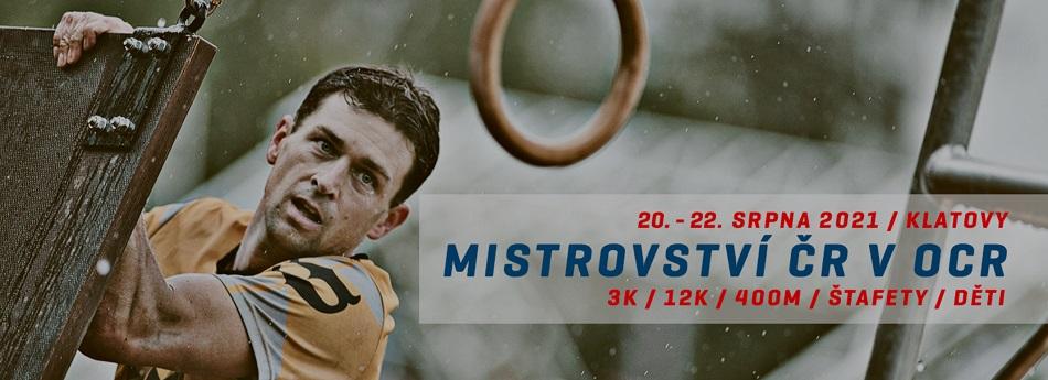 20-22.8.2020 - Mistrovství České republiky v OCR 2021