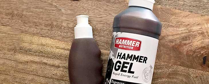 Hammer GEL - Kvalitní energie a žádné zažívací potíže