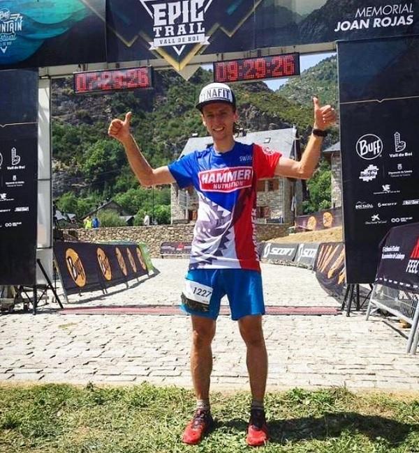 Jakub (Kuliš) Uherek - Ultra Trail Runner