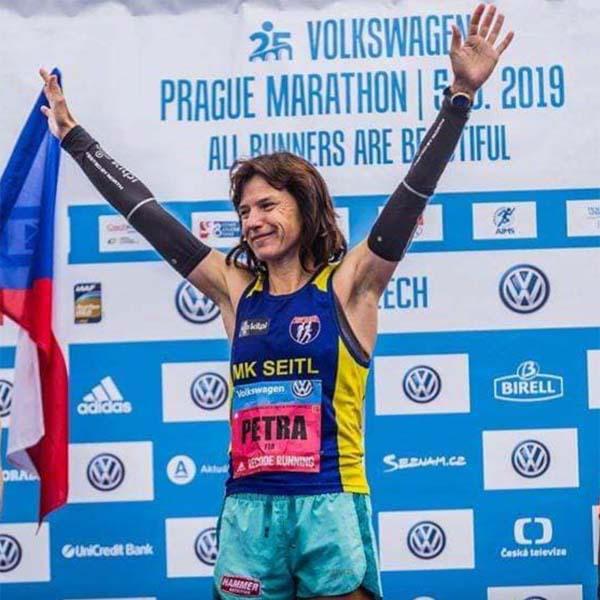 Petra Pastorová - Maratonkyně