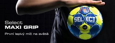 Select míč Maxi grip