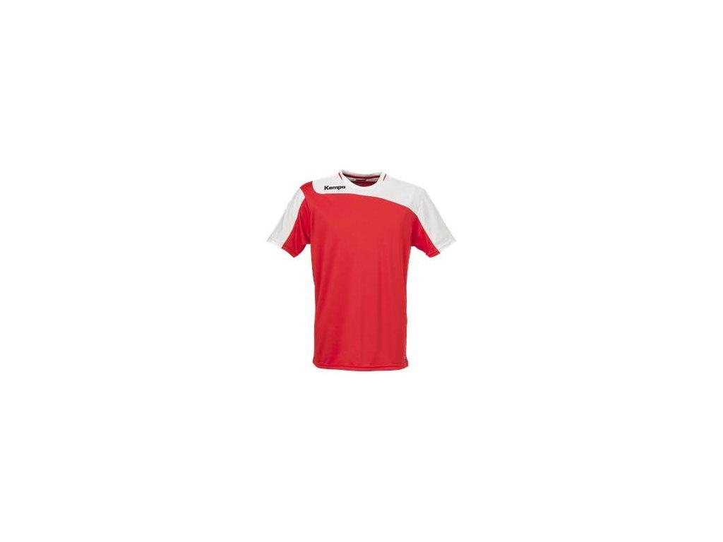 Kempa dres Tribute - červená/bílá