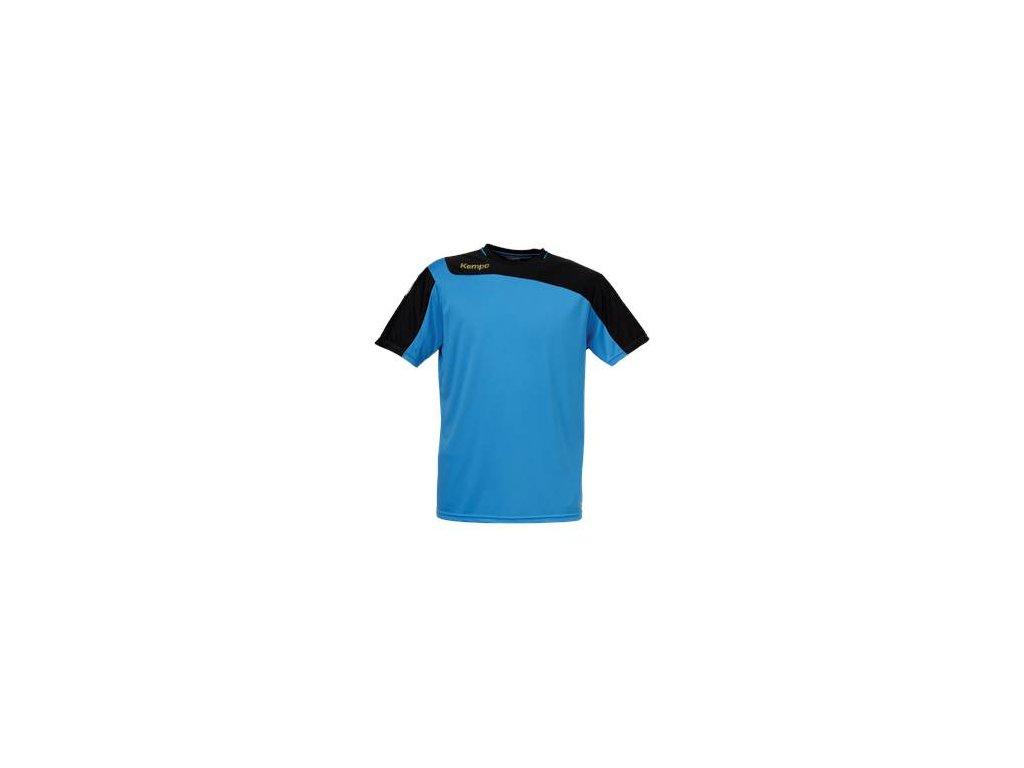 Kempa dres Tribute - modrá/černá