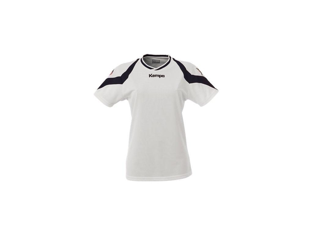 Kempa dámský dres Motion - bílá/černá