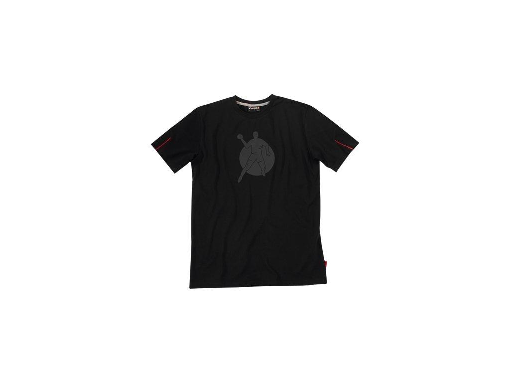 Kempa tričko Corporate - černé