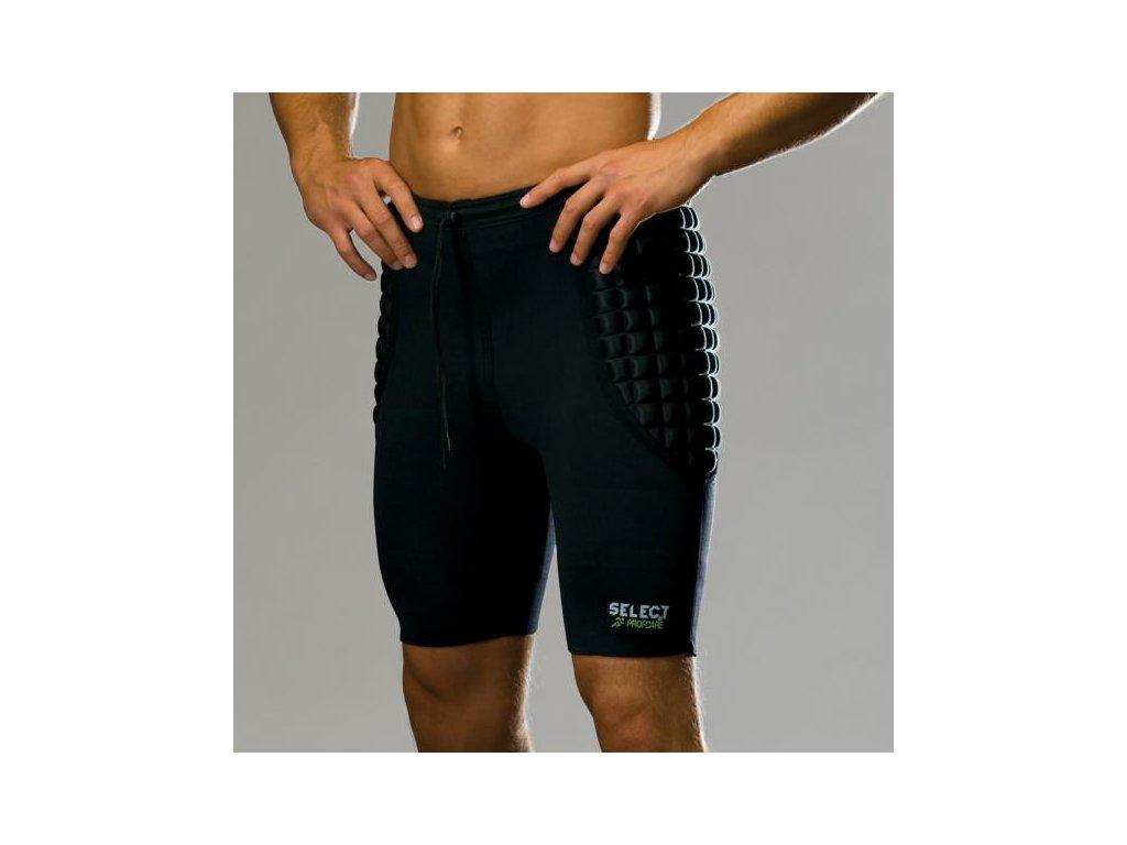 Select brankářské kalhoty s chrániči 6420