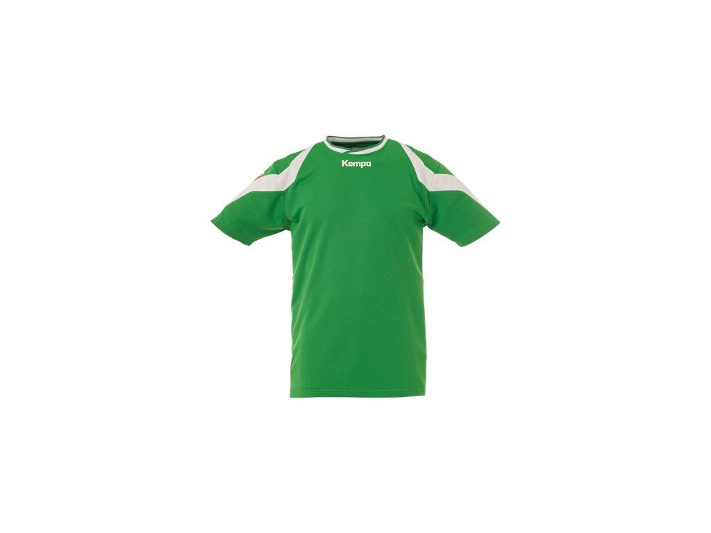Kempa dres Motion - zelená/bílá