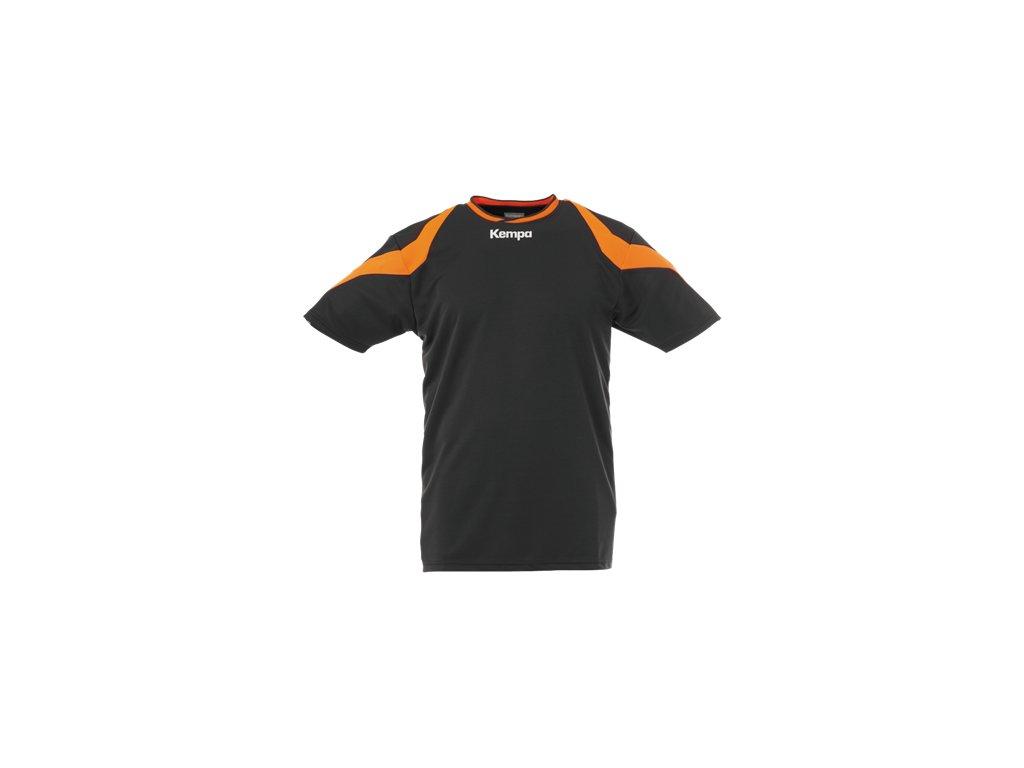 Kempa dres Motion - černá/oranžová