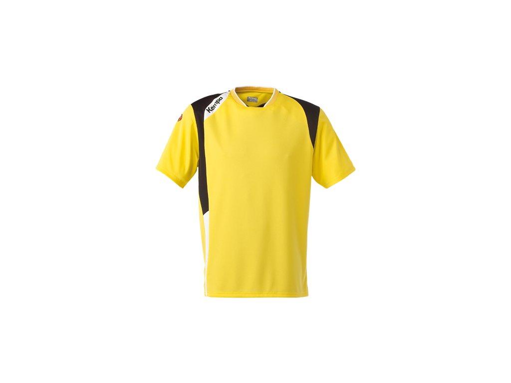 Kempa dres Base Men - žlutá