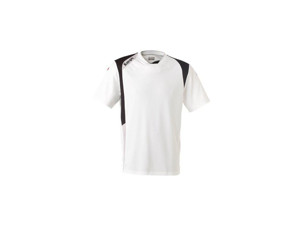 Kempa dres Base Men - bílá/černá