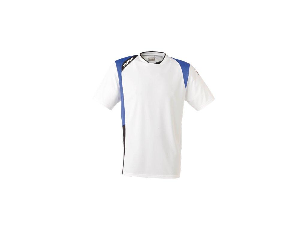 Kempa dres Base Men - bílá/modrá