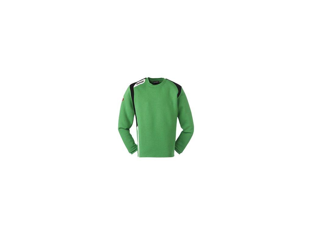 Kempa mikina BASE zelená