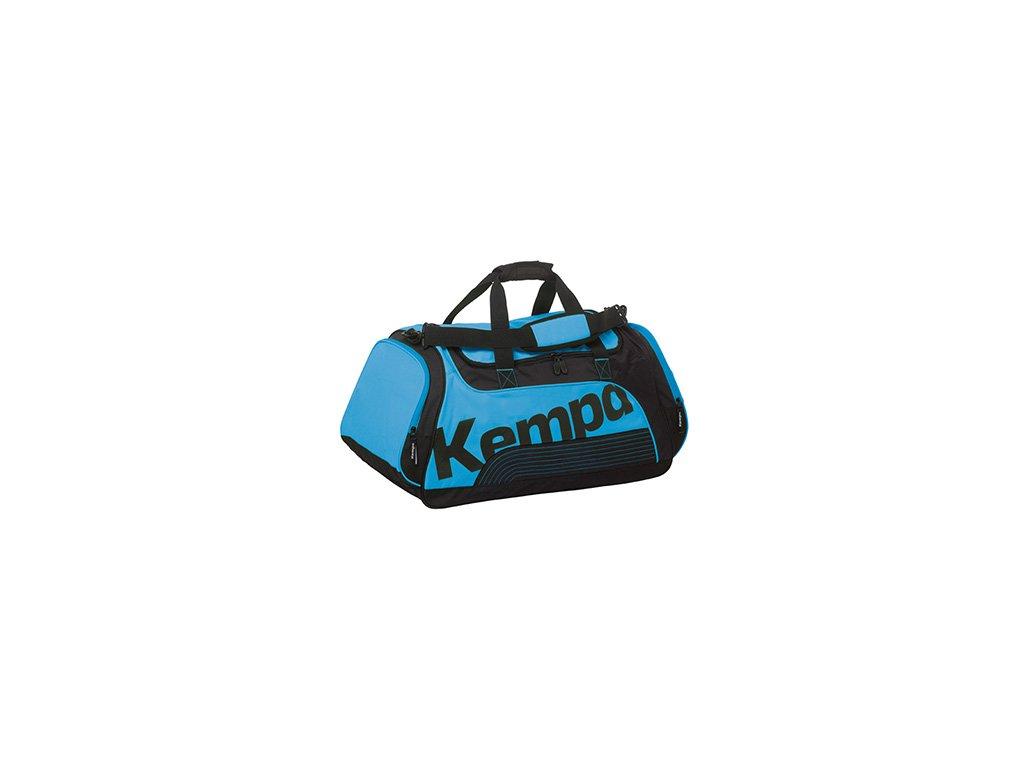Kempa sportovní taška SPORTLINE - M  černá modrá