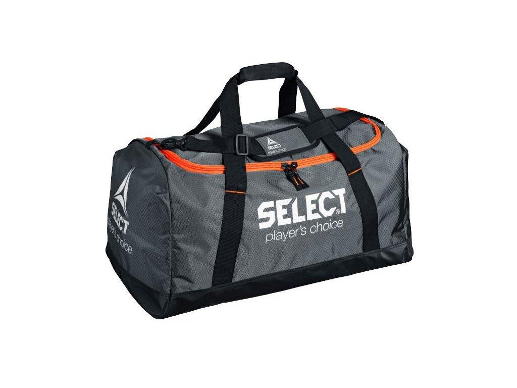 Select sportovní taška střední Verona -šedá 53L