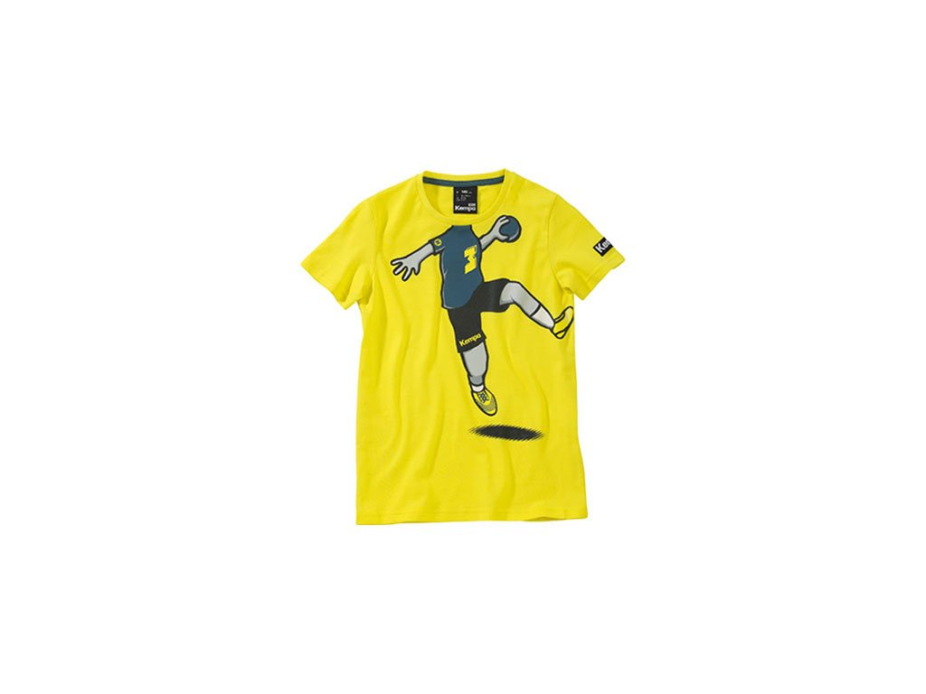 Kempa tričko CARTOON PLAYER - dětské