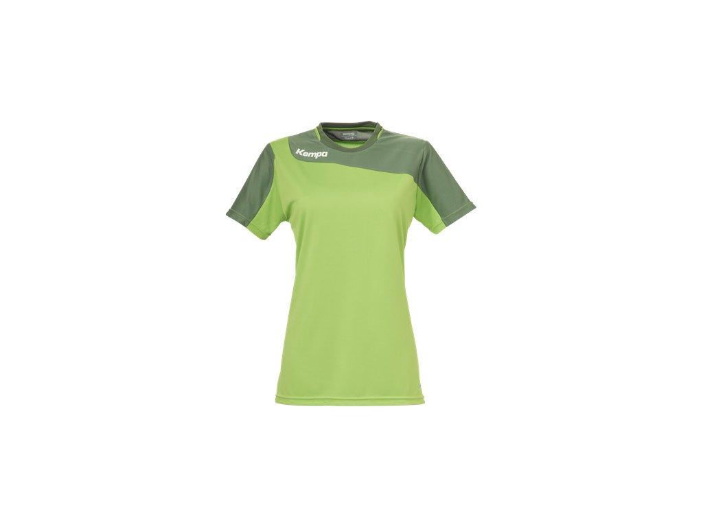 Kempa dámský dres Tribute - zelená