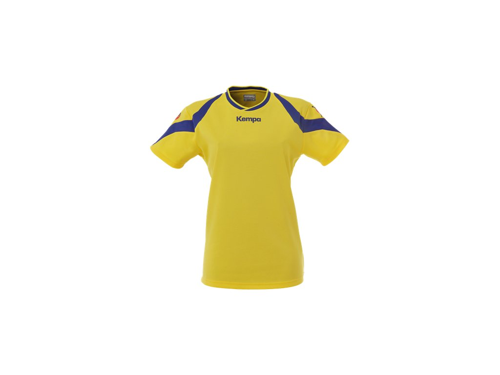 Kempa dámský dres Motion - žlutá/modrá