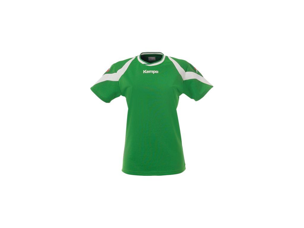 Kempa dámský dres Motion - zelená/bílá