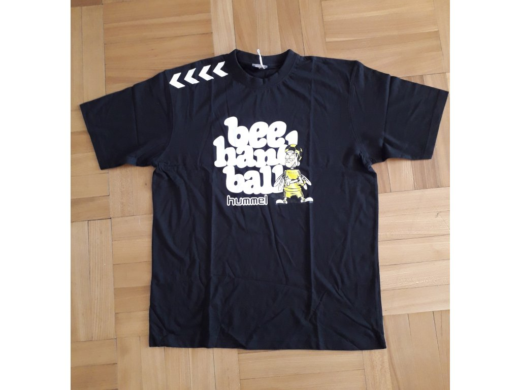 Hummel tričko Bee handball - bavlna