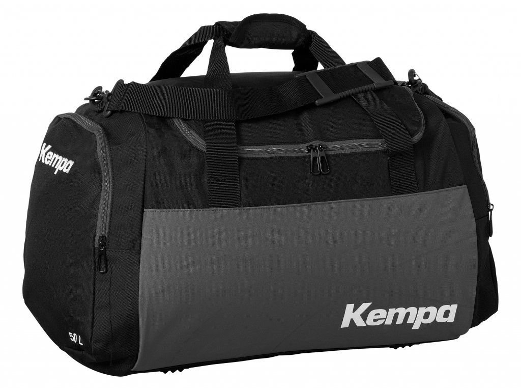 Kempa sportovní taška TEAMLINE - L  šedá