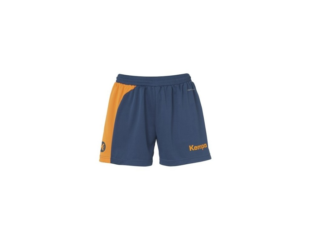 Kempa dámské trenýrky Peak - modrá kempa/oranžová