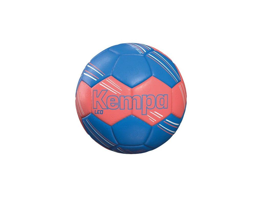 KEMPA házenkářský míč LEO - oranžová - modrá